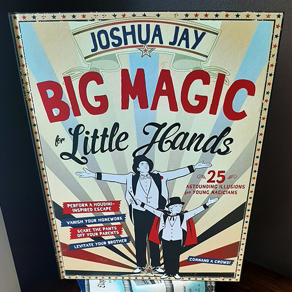 Big Magic, for Little Hands Kids Book available for sale at Magpies Collection in Leduc, AB