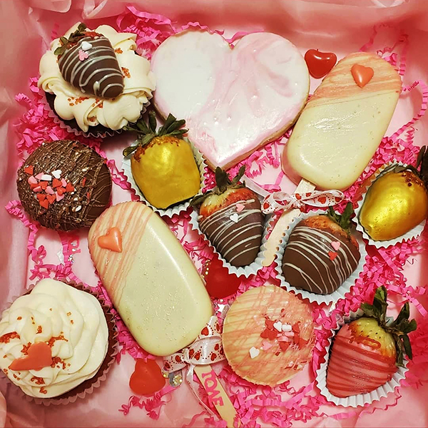 Valentine's Day Sweets - MoreFun! Gourmet Sweets