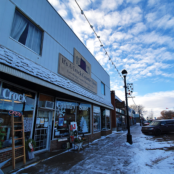 It's a Crock Country Store - Main Street Leduc