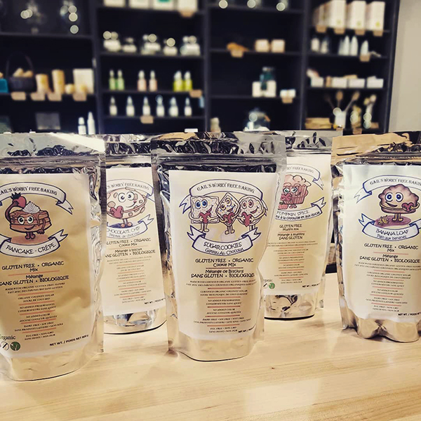 Gluten Free Food from Jar'd Mercantile