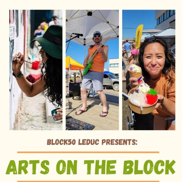 Arts on the Block: Sep 11, 2021