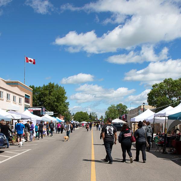 Celebrate Culture Days in the Leduc Region
