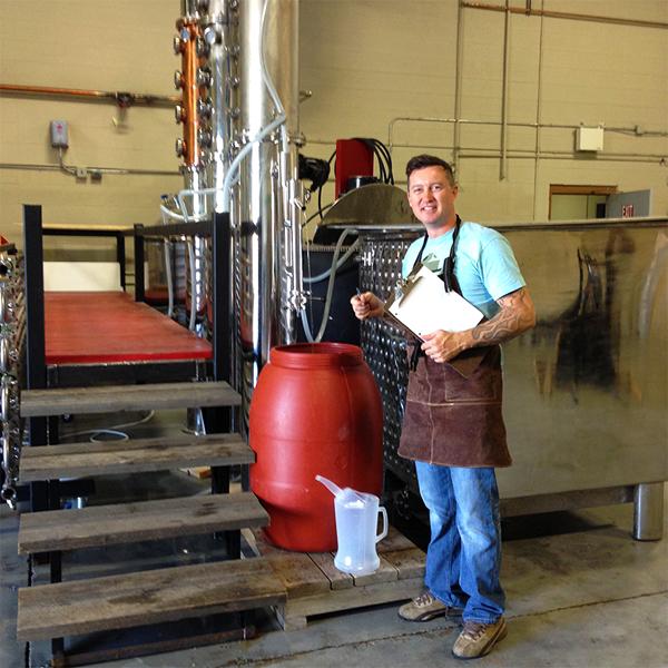 Geoff Stewart - President & Owner of Rig Hand Distillery