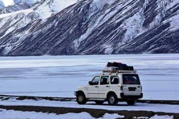 Srinagar Ladakh Jeep Safari Package