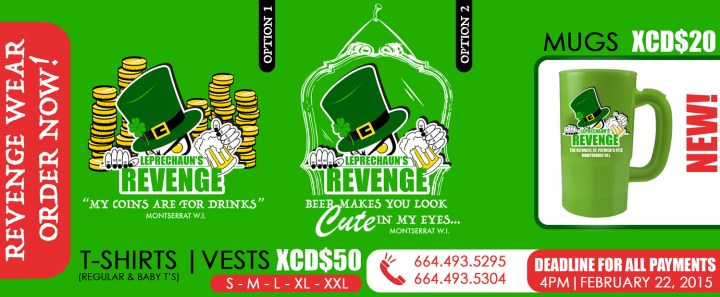 2015-02-09-Leprechauns Revenge-T Shirts-DISPLAY