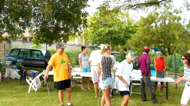 Montserrat Animal Protection Society (MAPS) Golf Tournament on Friday, March 13, 2015 (Pamela Holley Photo)
