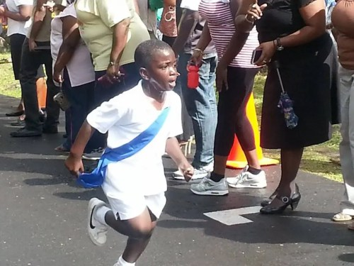 St Augustine School Road Race (March 6, 2015)
