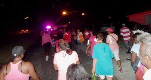 The 2016 Pink Ribbon Walk is an annual event to raise funds for the women to be able to get mammograms.