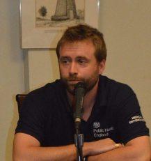 Alexander Vaux, Medical Entomologist, Medical Entomology & Zoonoses Ecology from Public Health England