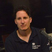 Dr Jolyon Medlock, Head of Medical Entomology & Zoonoses Ecology