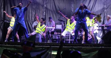 St Kitts LAX and KT Win Regional Arrow Soca Monarch