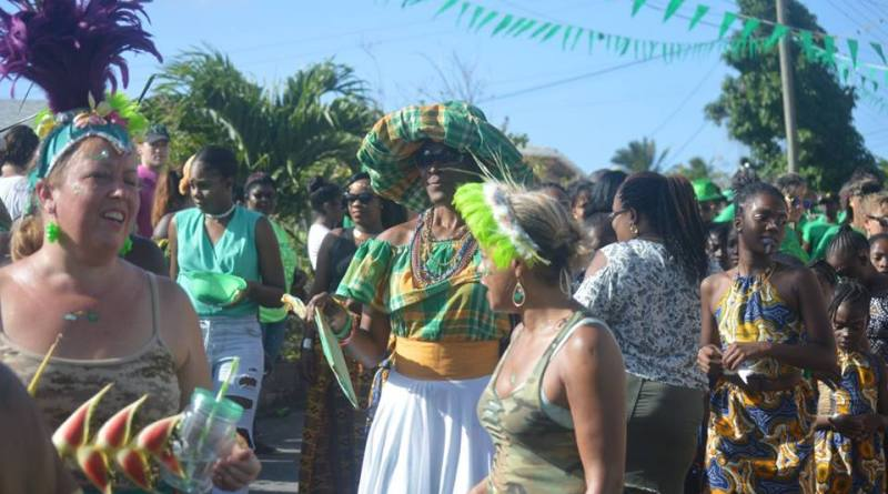 Governor Carriere Congratulates St Patrick's Festival Organisers