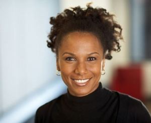 Maxine Williams, Global Head of Diversity for Facebook.