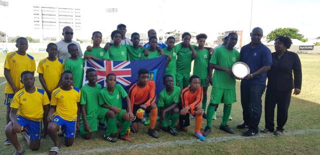 Montserrat Under14 Shut Out at CFU Tournament