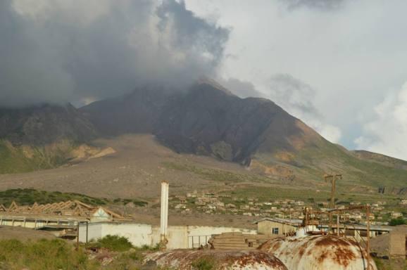 Discover Montserrat photo of Plymouth, Montserrat.