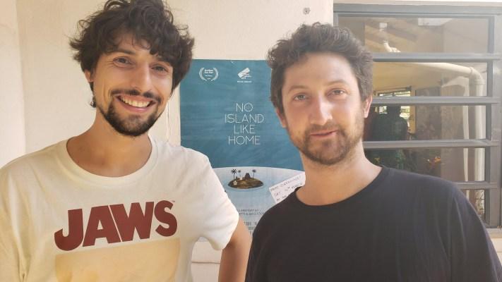 Directors of No Island Like Home - Giulio Gobbetti, Jan Stöckel