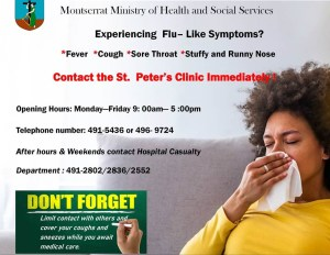 Fluc Clinic contact info