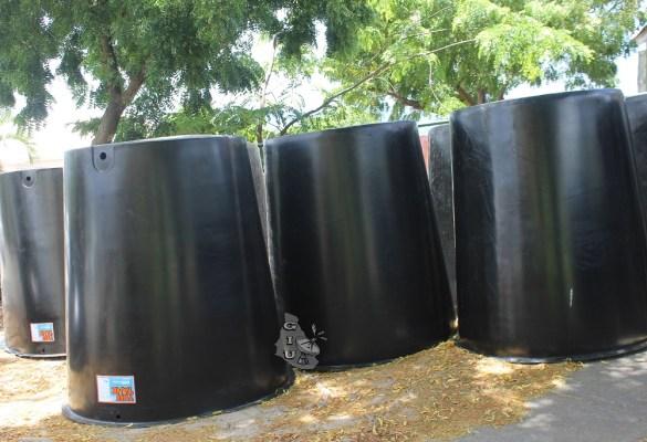 Water Tanks At MALHE