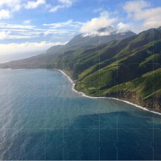 Volcano Jigsaw