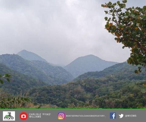 MVO Photo of Montserrat hills