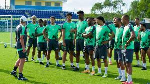 Emerald Boys in their new its (BOL Football photo)