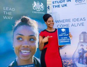 Sharese Allen - 2021/22 Chevening Scholar for Montserrat