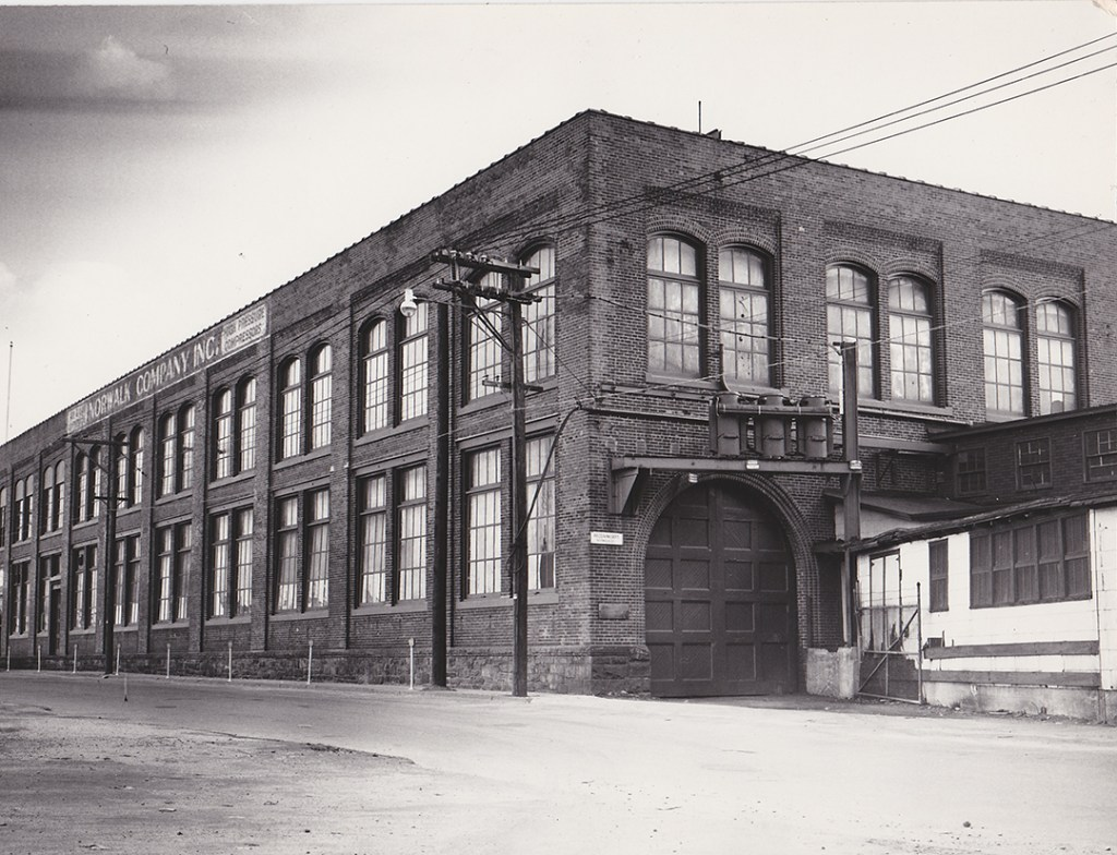 North elevation c1953