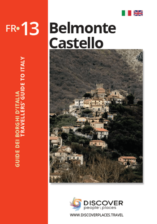 Guide of Belmonte Castello book cover
