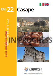 Guide of Casape book cover