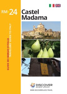 Guida di Castel Madama book cover