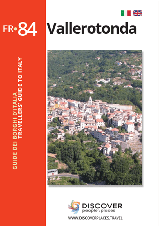 Guida di Vallerotonda book cover
