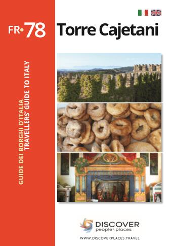 Guide of Torre Cajetani book cover