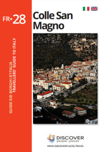Guide of Colle San Magno book cover