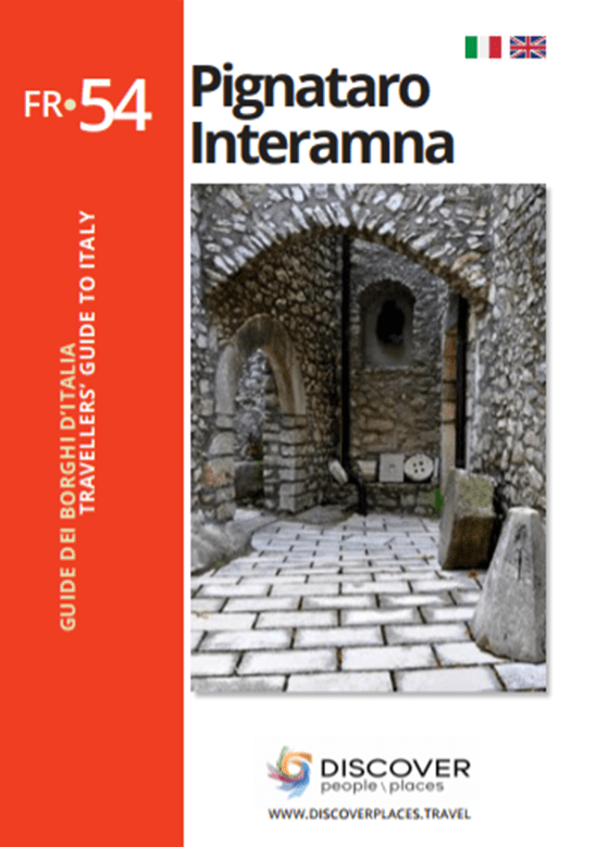 Guide of Pignataro Interamna book cover
