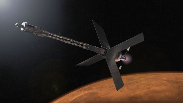 Challenges faced by Astronauts while flying Mars