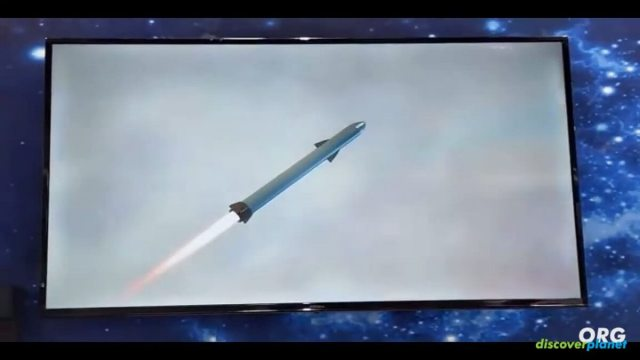 A rocket similar to the Starship is being developed by China's main rocket manufacturers