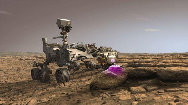 Liquid Water features on Mars