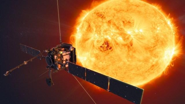 European Space Agency's Solar Orbiter makes a crucial pass behind the Sun