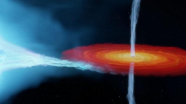 Cygnus X-1 - The more massive first Black Hole ever
