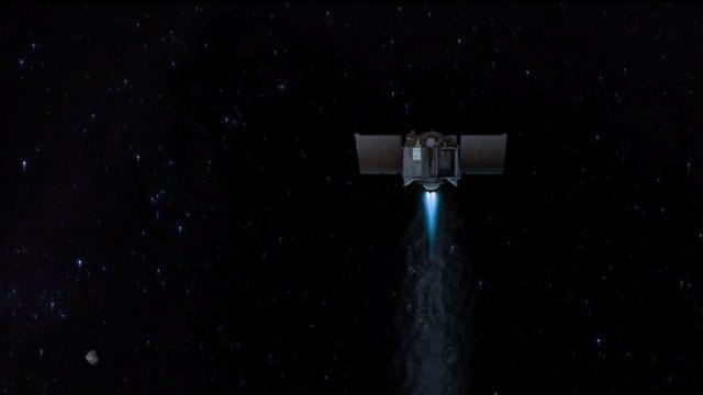 OSIRIS-Rex is coming home in May
