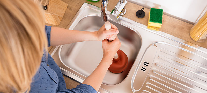 learn how to unclog a sink this is the