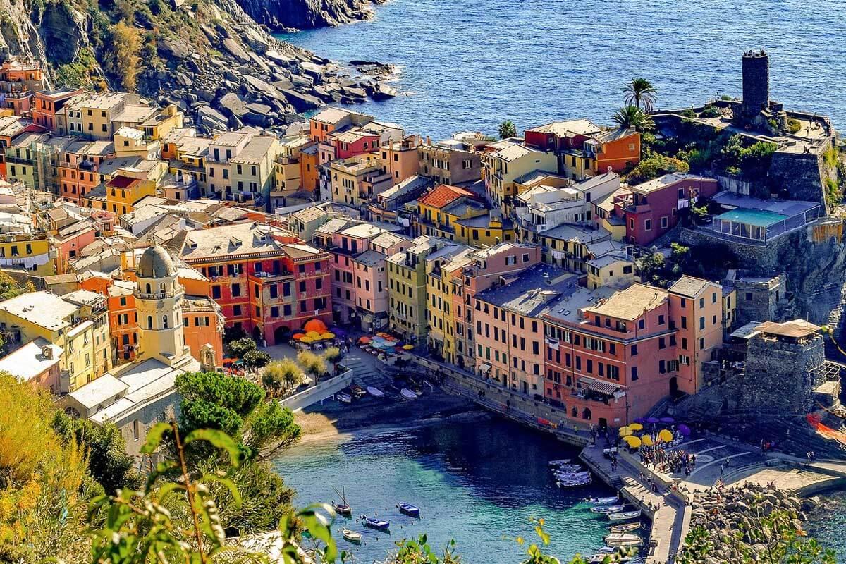 48 hours in Portovenere & Cinque Terre
