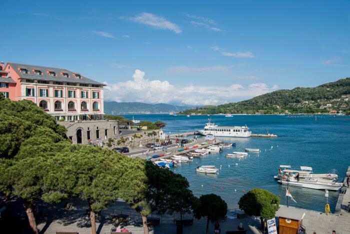 grand hotel beach portovenere