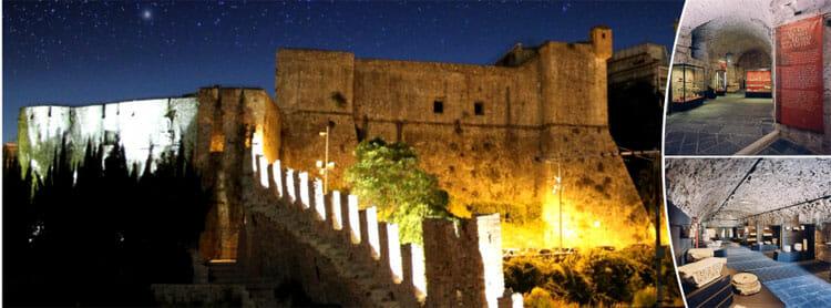 Castello di San Giorgio in La Spezia