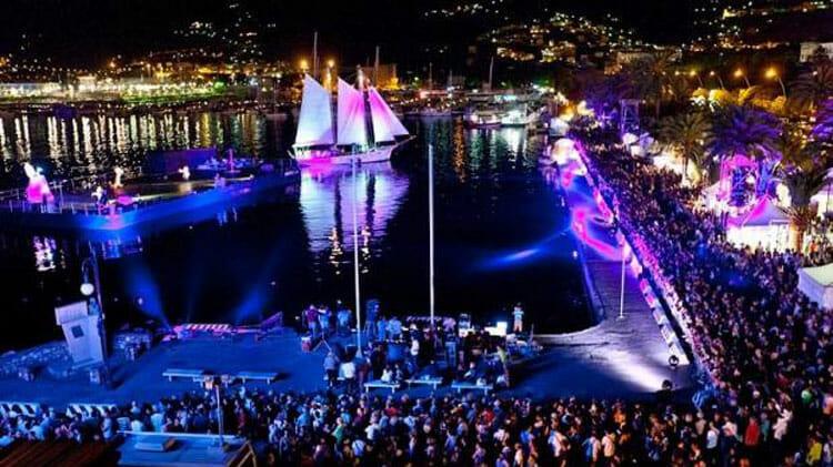 Boat Show inauguration at La Spezia Marine Festival, Liguria