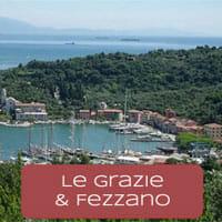 Le Grazie and Fezzano