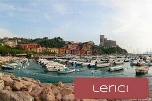 Fall in Liguria: Lerici