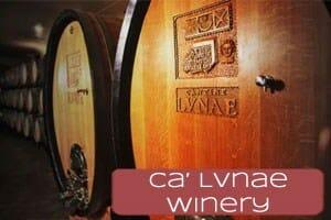 Ca Lunae Winery, Liguria