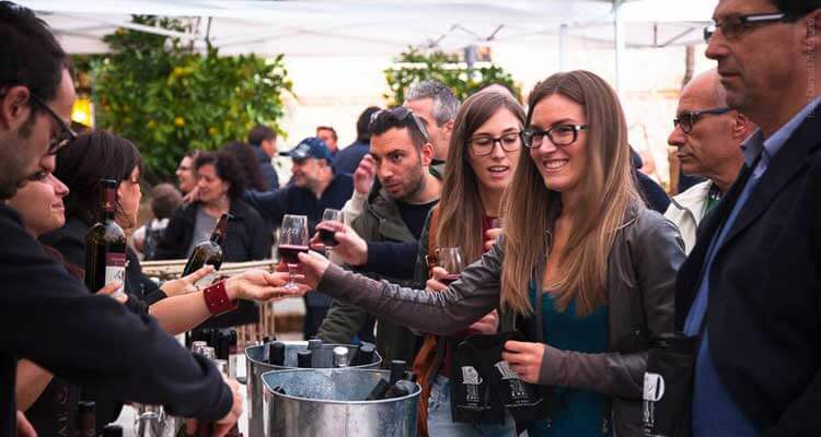 Harvest Celebration at Ca' Lvnae Winery, Liguria
