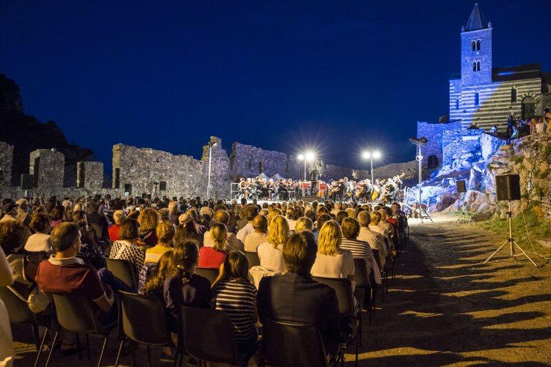 La Spezia Jazz Festival in Portovenere, Liguria